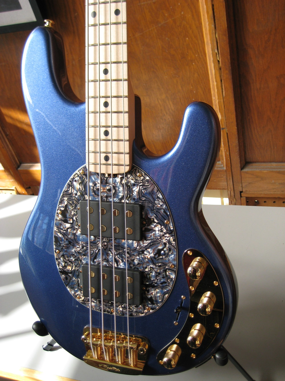 Guitar Repair Tulsa GTS Oklahoma Bass