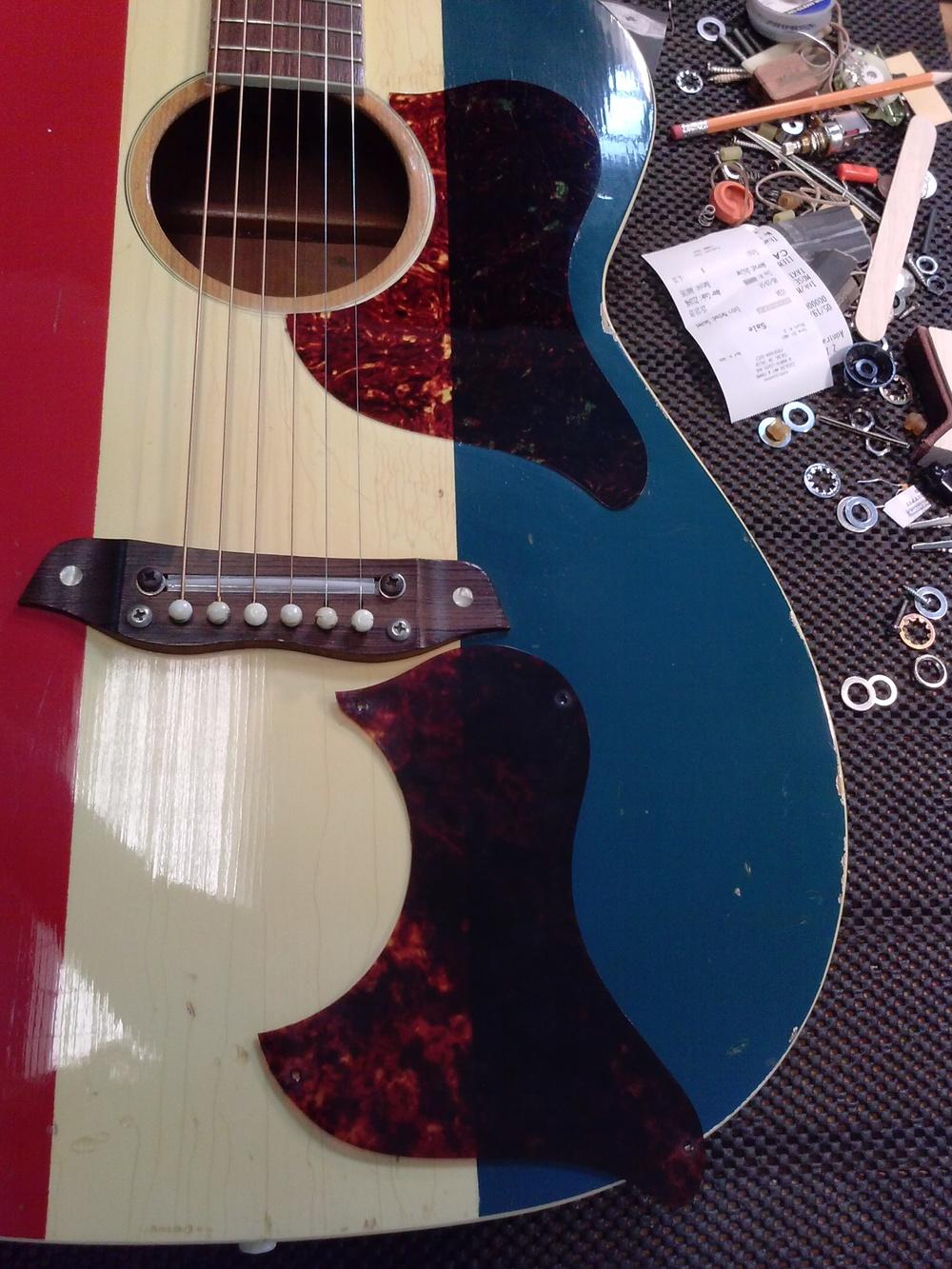 Guitar Parts Tulsa