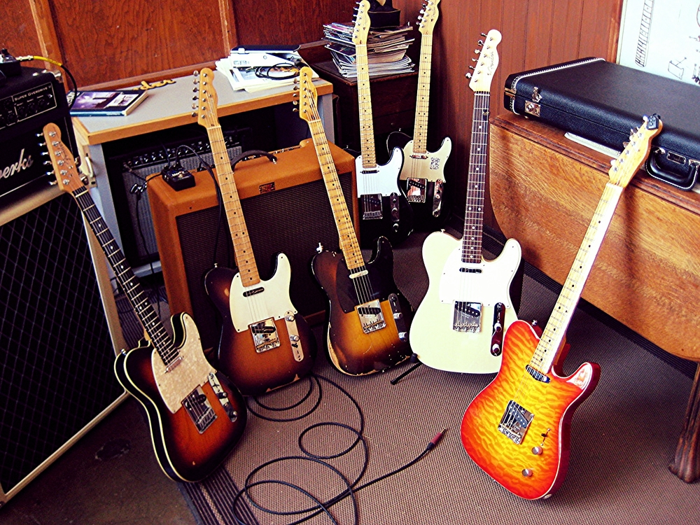 Attack of the Telecasters!