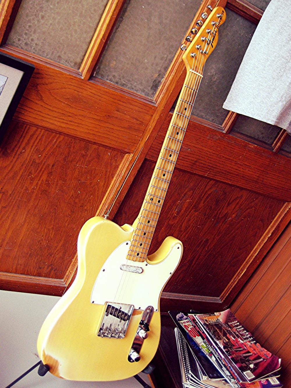70's tele Oklahoma Guitar Repair GTS