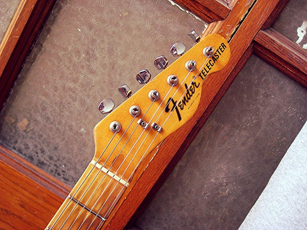 Fender 1970's Telecaster Tulsa, Oklahoma