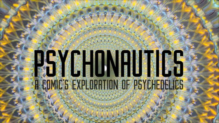 Psychonautics' Documentary Screening — Comedian Shane Mauss
