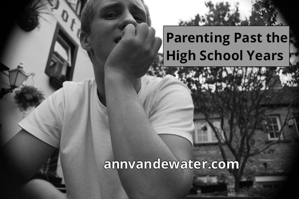 Parenting Past the High School Years