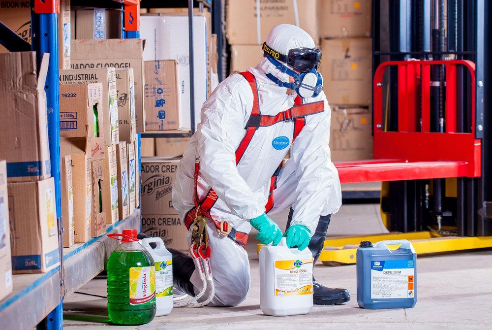 Industrial Hygiene Occupational Safety Pyramid Safety Health