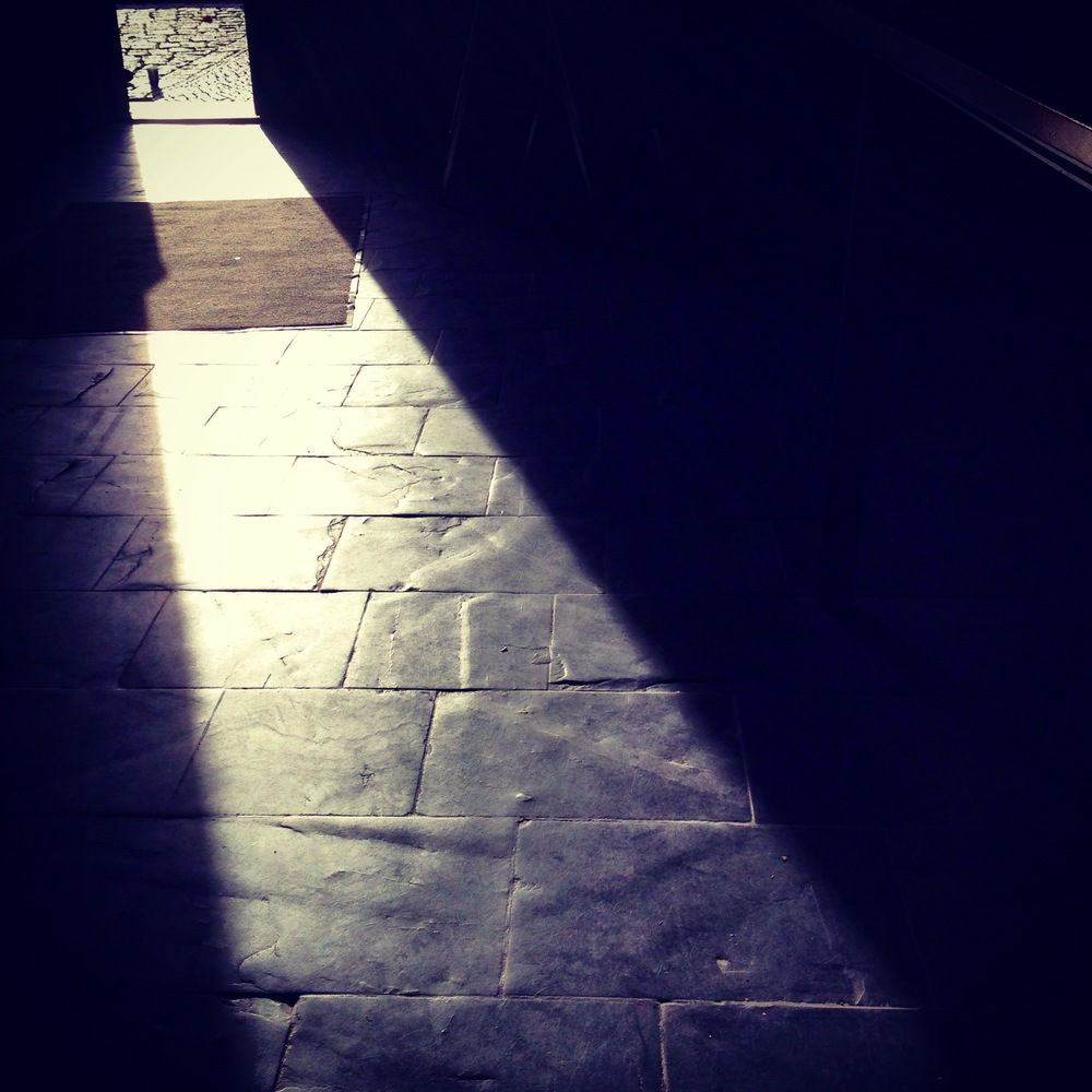 Light in the Marienkirche