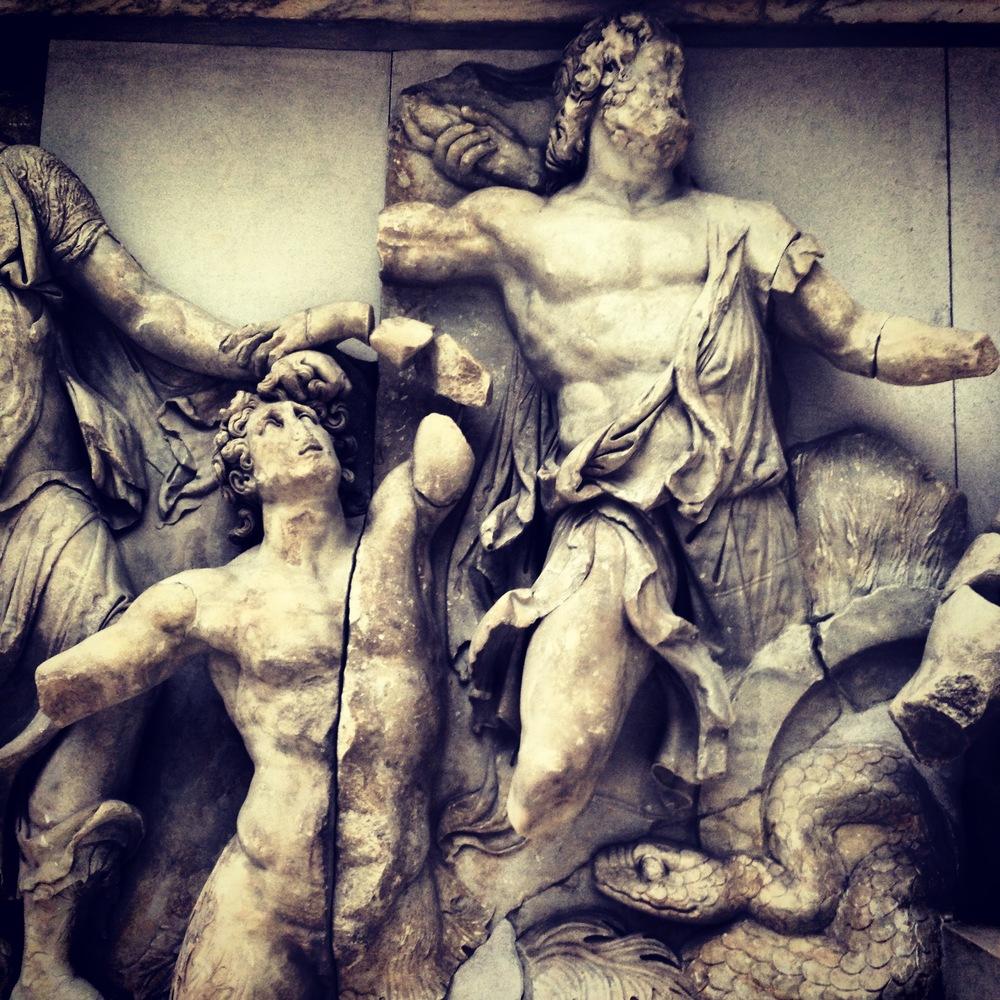 Ocean @ Pergamon Museum