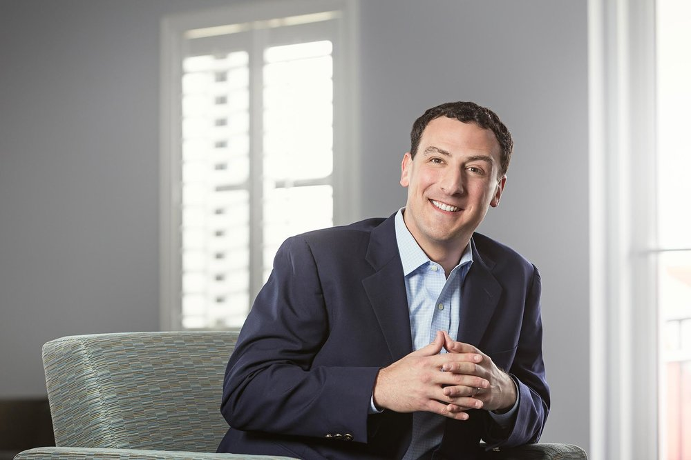"Isaac Lidsky, Author – entrepreneur - ""The value of a bright idea or moving story is realized only in its communication. In this art of expression, Katerina is masterful. I'm eternally grateful for her help shaping my vision into an experience of impact for others."" // watch Isaac's TED talk."