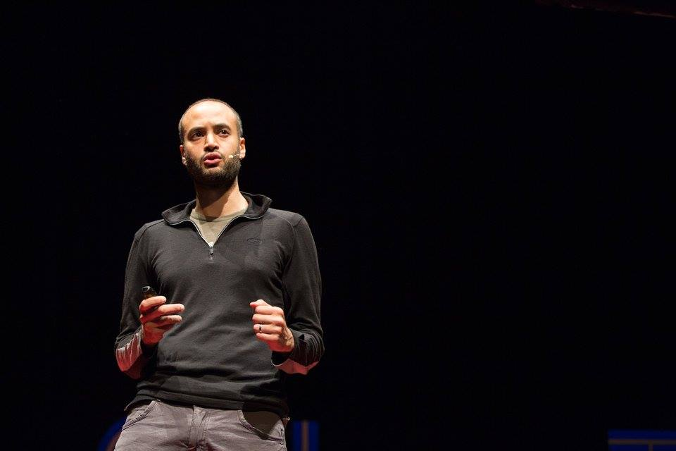 "Andrew Bastawrous,Eye surgeon –TED Fellow - ""It was a pleasure to work with Katerina, she is able to gently guide and shape a talk to make sure it is as impactful as possible."" // watch Andrew's talk."
