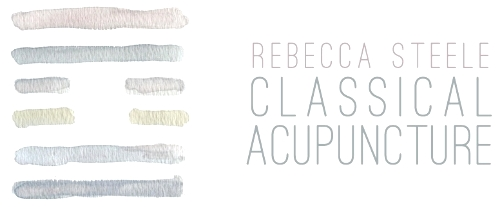 REBECCA STEELE CLASSICAL ACUPUNCTURE