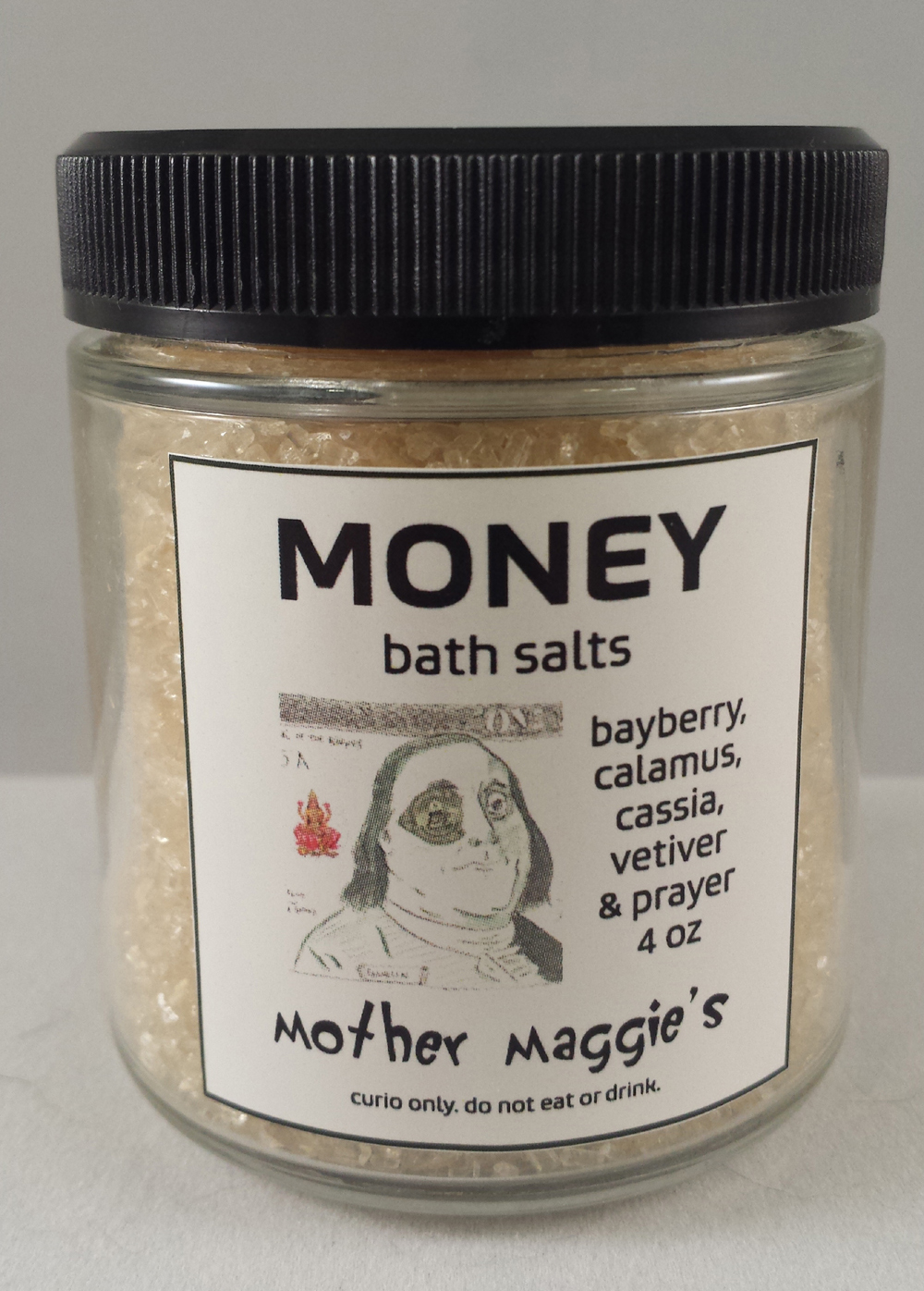 Mother Maggie's Condition Bath Salts