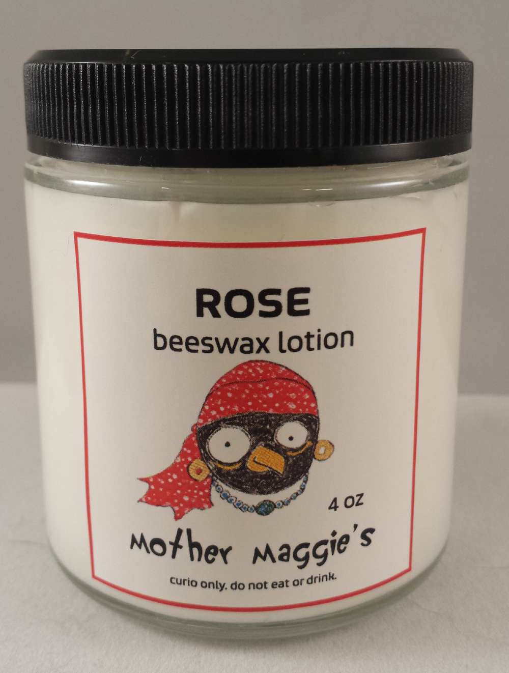Mother Maggie's Essential Beeswax Lotion