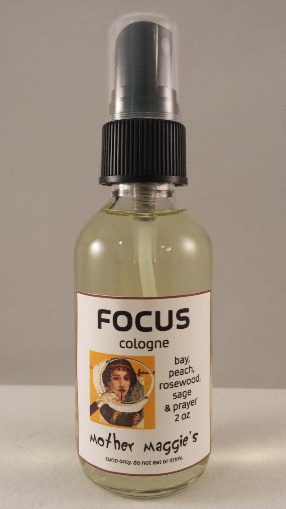 Mother Maggie's Condition Cologne