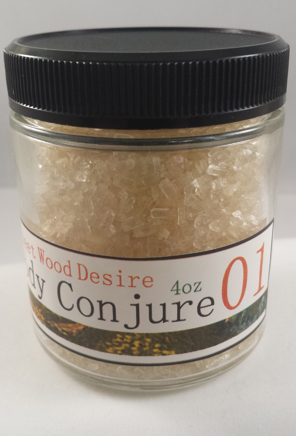 Body Conjure Perfume Bath Salts