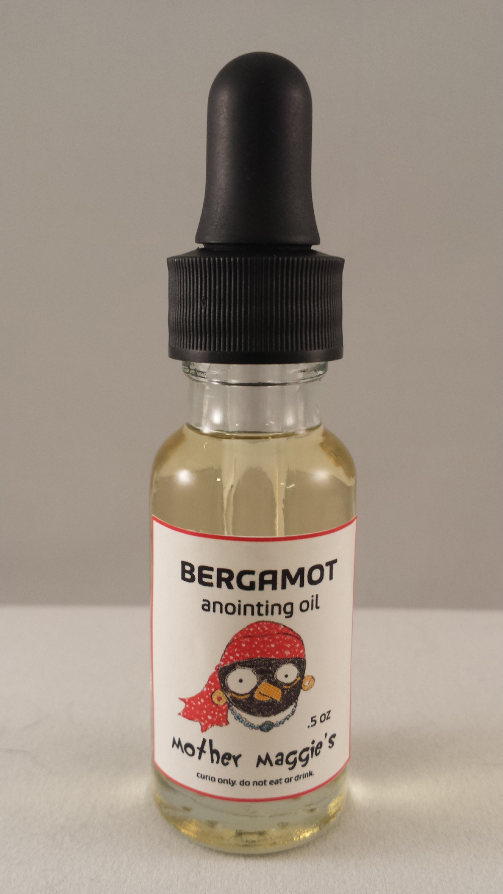 Mother Maggie's Bergamot Anointing Oil — Mother Maggie's