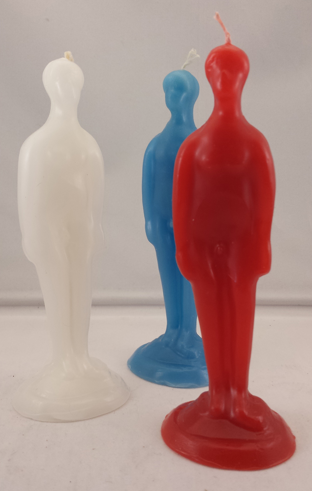 Figural Candles