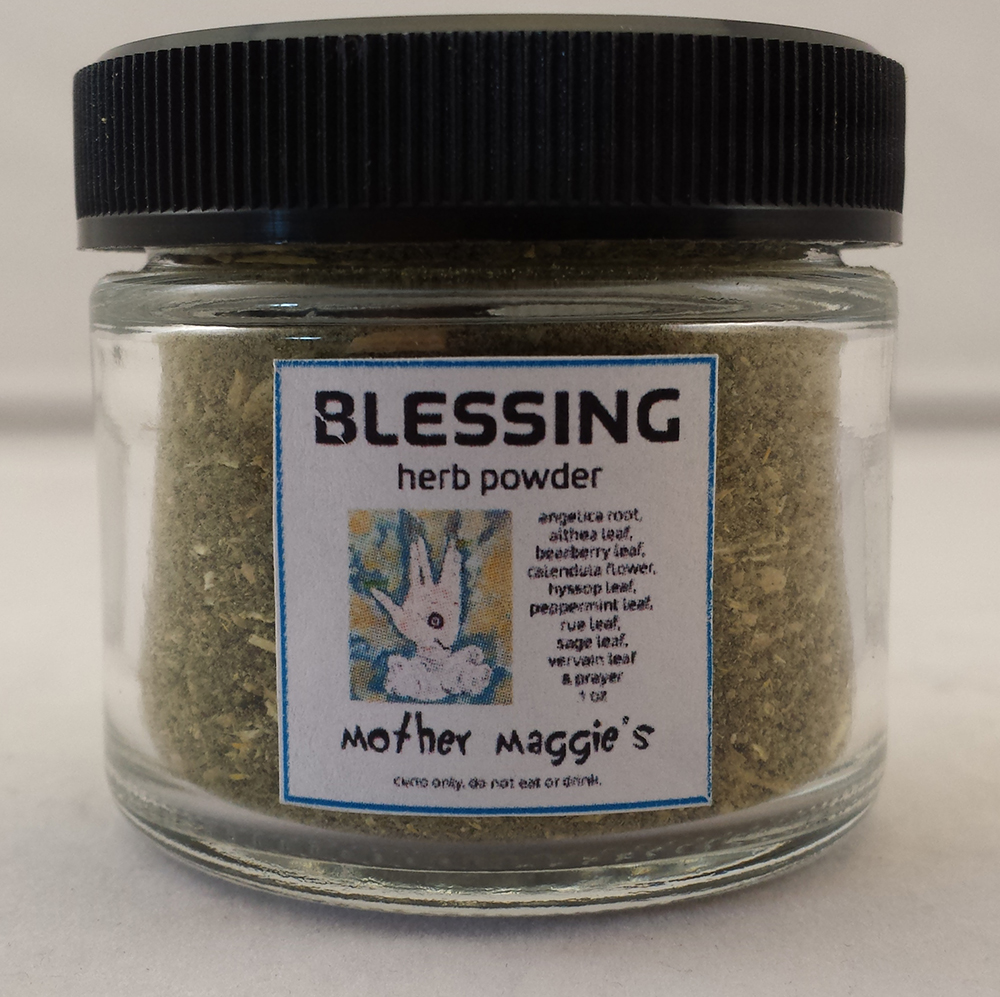 Mother Maggie's Condition Herb Powders