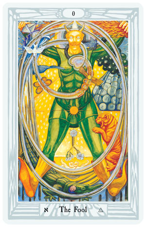 The Crowley Thoth Tarot Deck