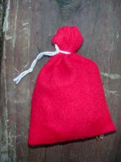 Custom Spell Bags