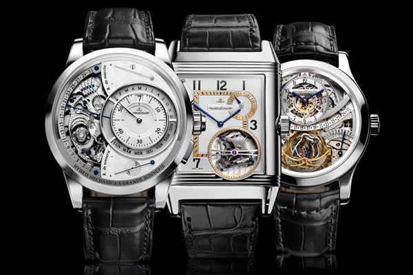 Some Jaeger LeCoultre Masterpieces!