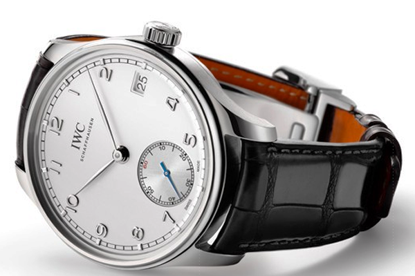 IWC Portuguese 8 day power reserve manual wound, c.59215