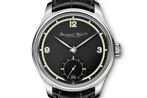 IWC Portugieser manual-wound 8-day 75th anniversary
