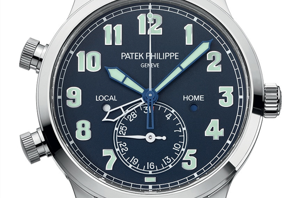 Patek Philippe's Zenith/IWC Pilot Watch Interpretation...