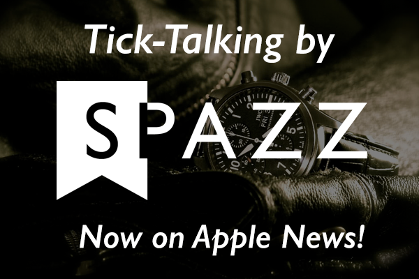 Spazz.com is now available on the Apple News App