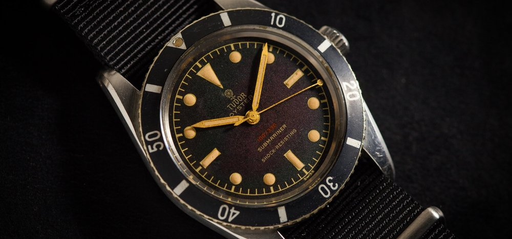 The Tudor Submariner 7923 - in 1956/57 when this was first sold it would have cost about $100, Factoring for inflation that translates to +/- $860 TODAY!