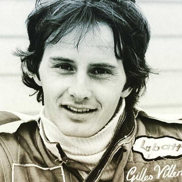 Remembering the greatest of all time! #GillesVilleneuve #Gilles #Villeneuve #Ferrari #F1 #spazzcom