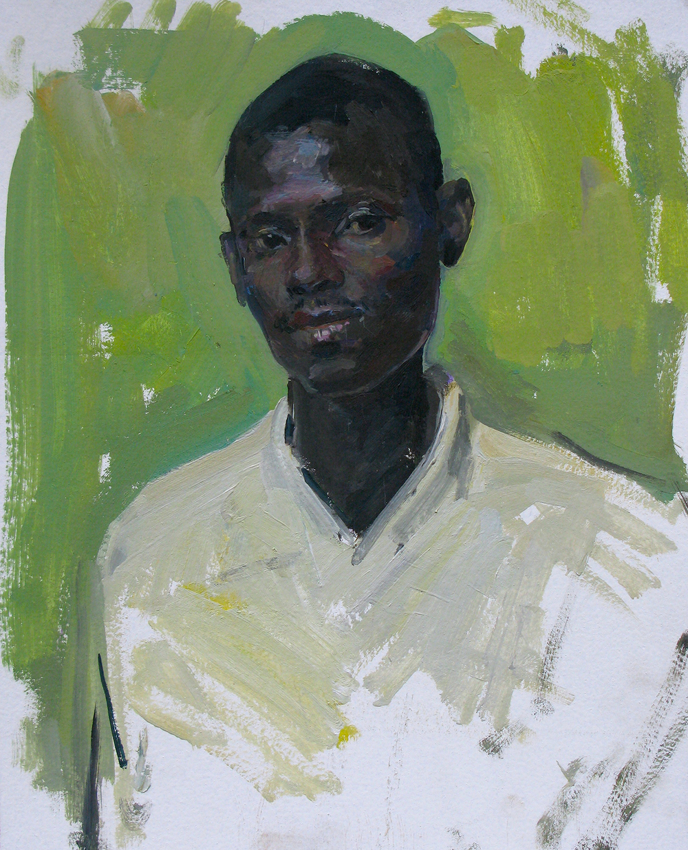 Iliya Mirochnik, Portrait Study 1.jpg