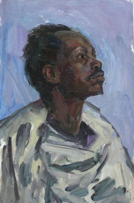 Iliya Mirochnik, Portrait Study 2.jpg