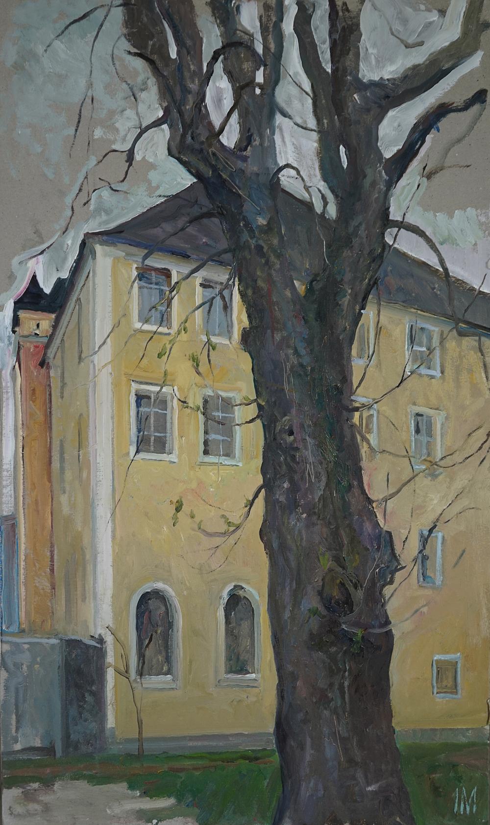 Schloss Wiespach 50x80.JPG