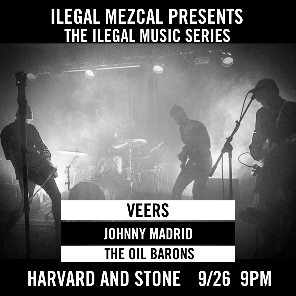 Featuring Veers, Johnny Madrid, The Oil Barons