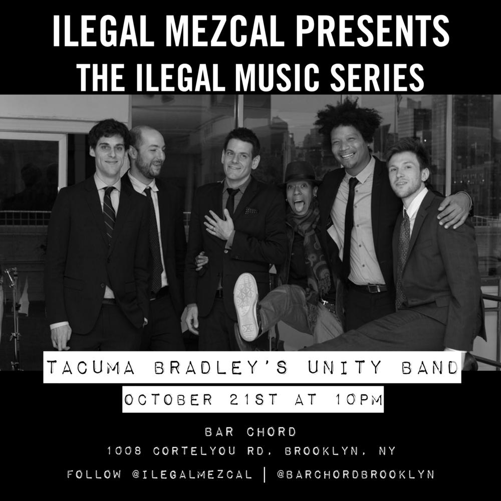 Featuring Tacuma Bradley's Unity Band