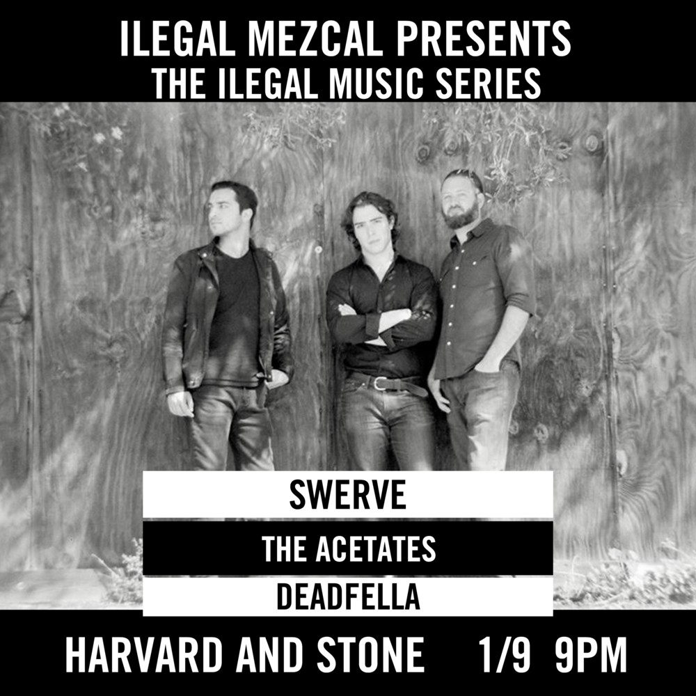 Featuring Swerve | The Acetates | Deadfella