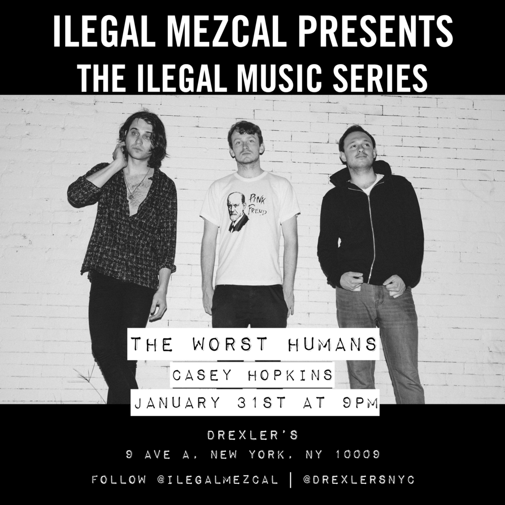 Featuring The Worst Humans || Casey Hopkins