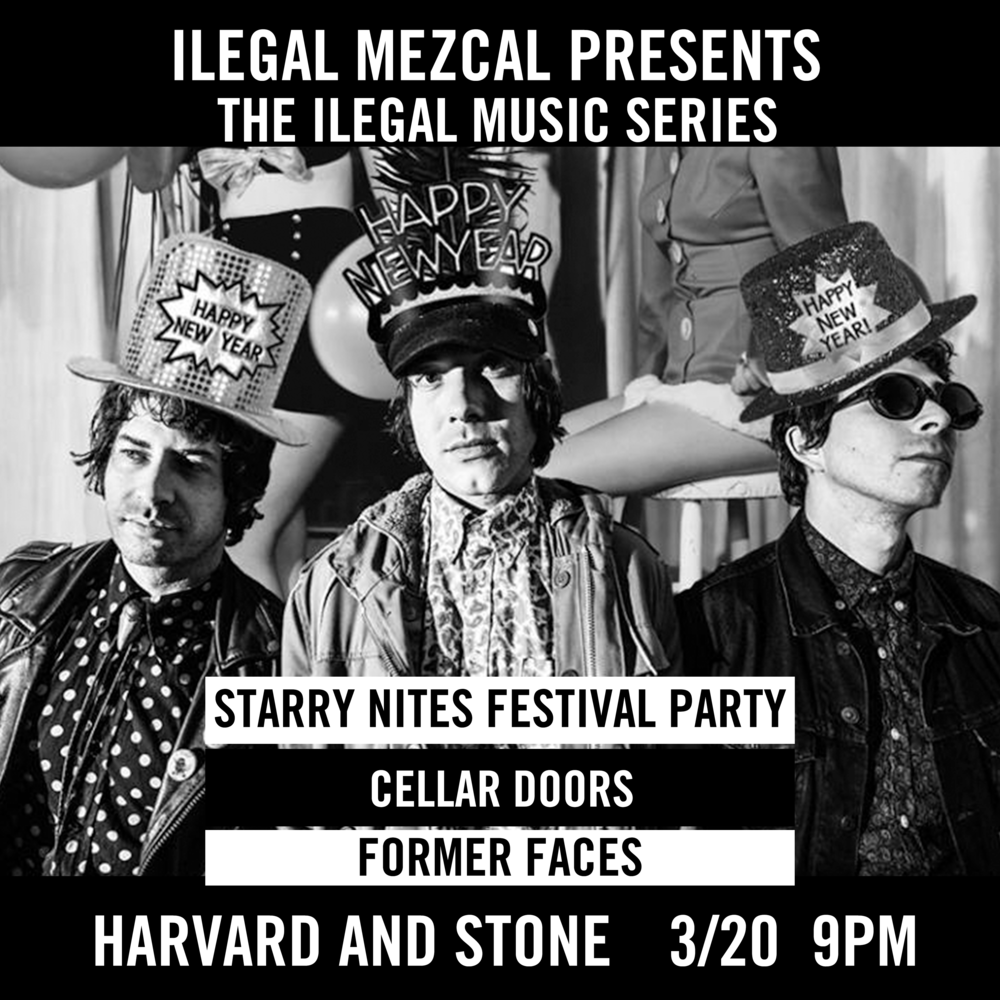 Starry Nites Festival After-Party featuring Cellar Doors and Former Faces