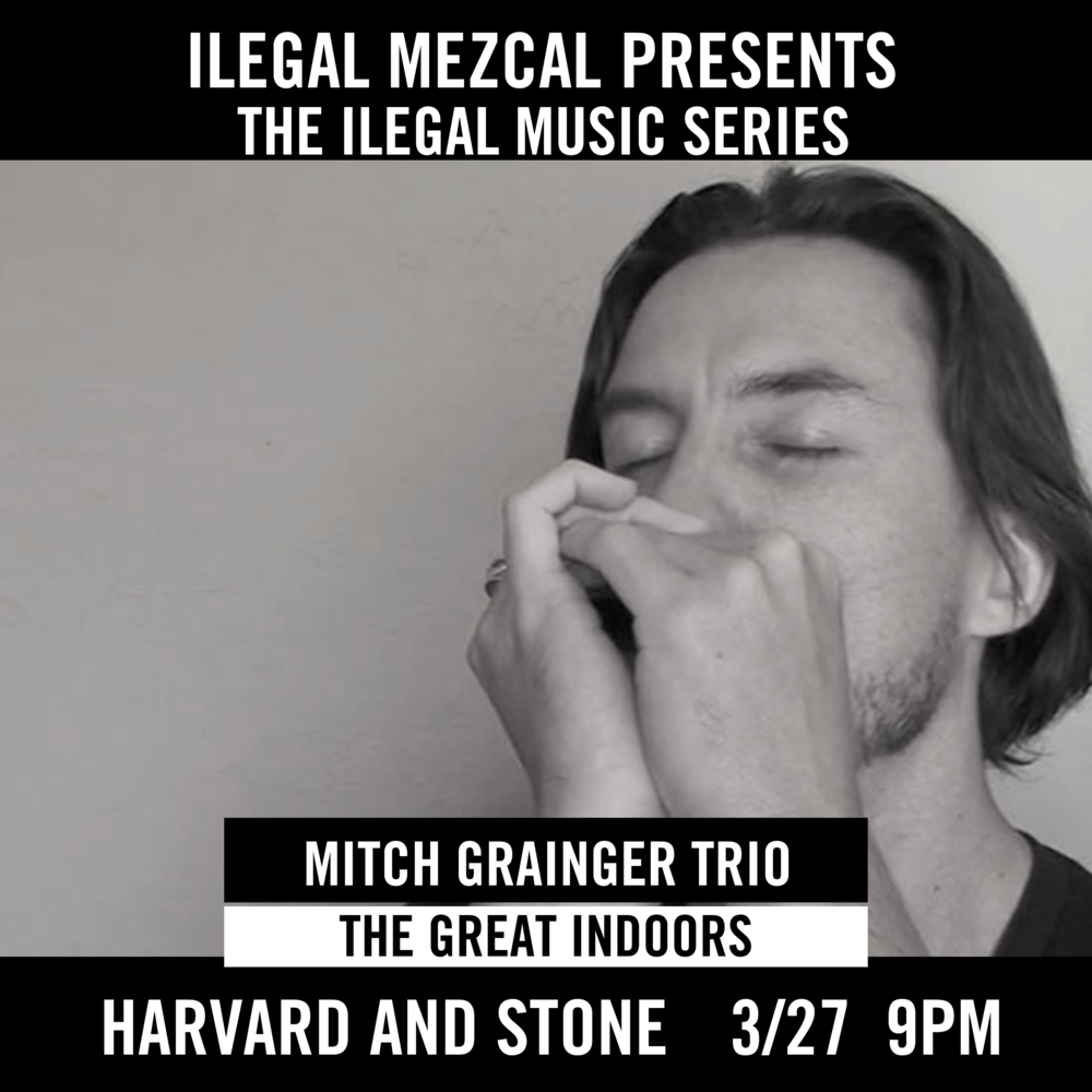 Featuring Mitch Grainger Trio and The Great Indoors