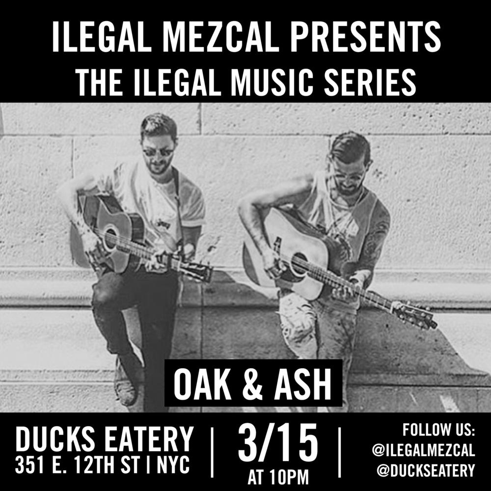 Featuring Oak & Ash