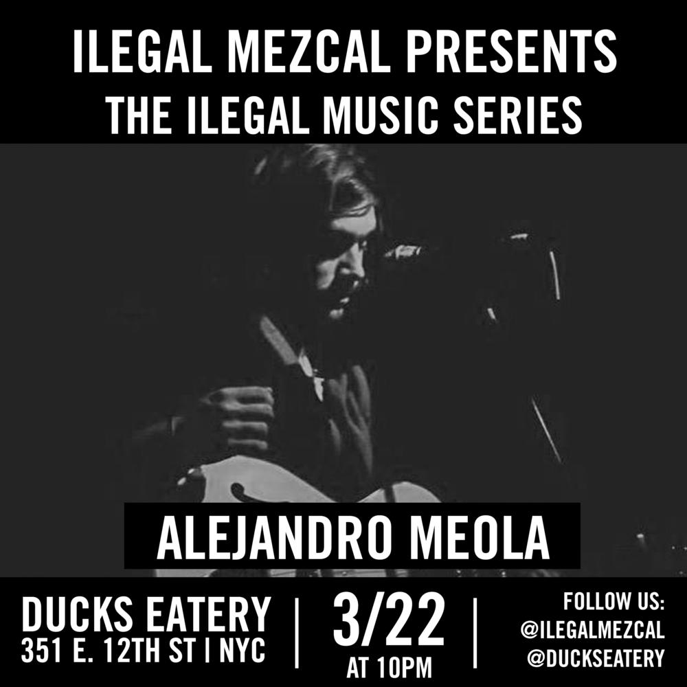 Featuring Alejandro Meola