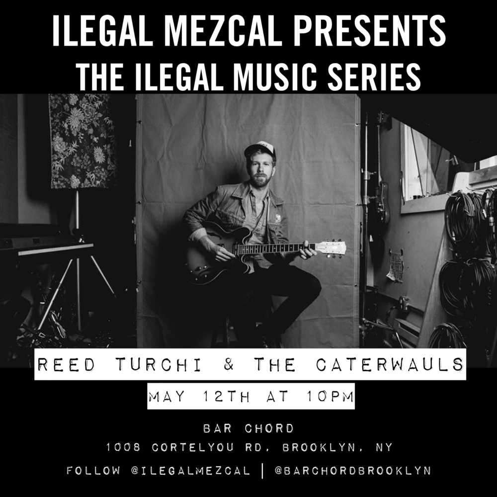Featuring Reed Turchi & The Caterwauls
