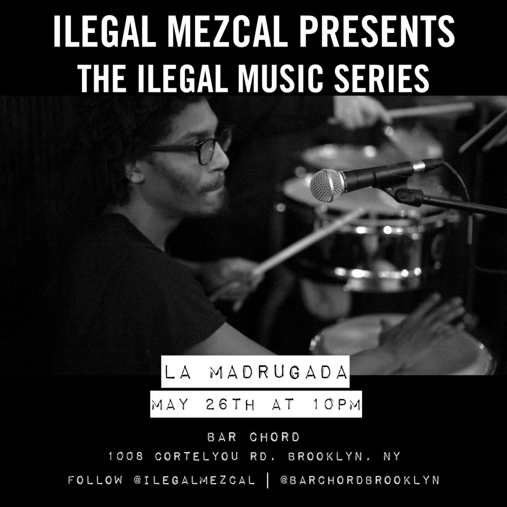 Featuring La Madrugada