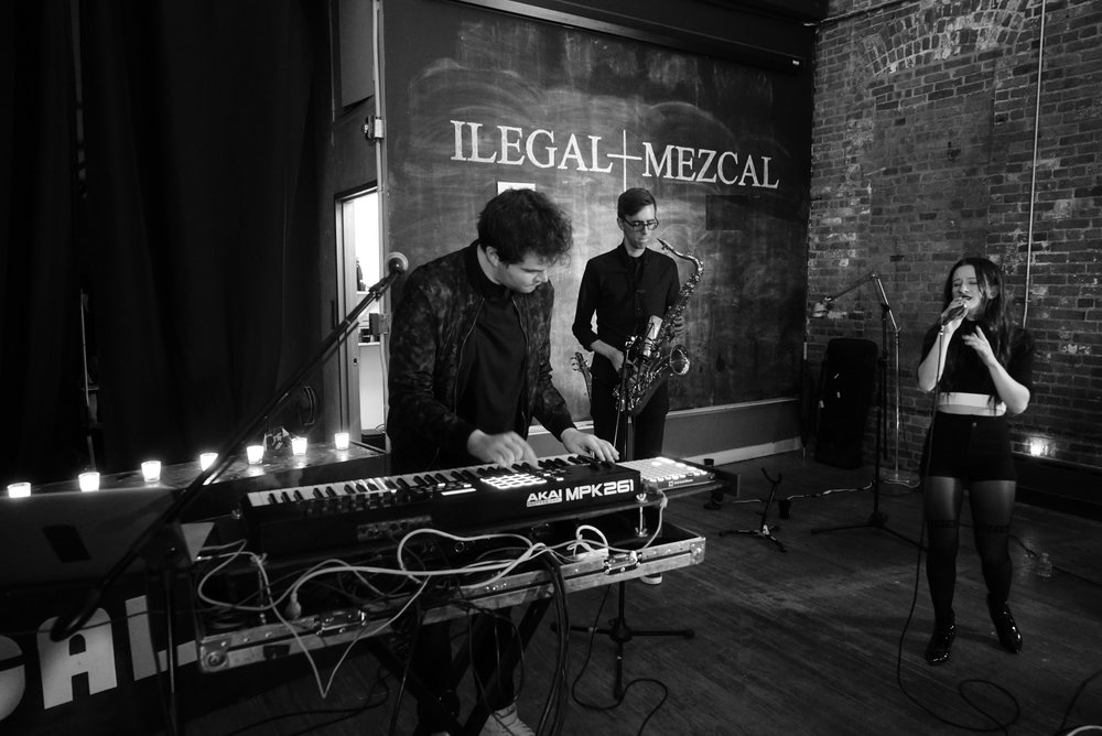 Marian Hill Live at Ilegal Mezcal NYC Headquarters