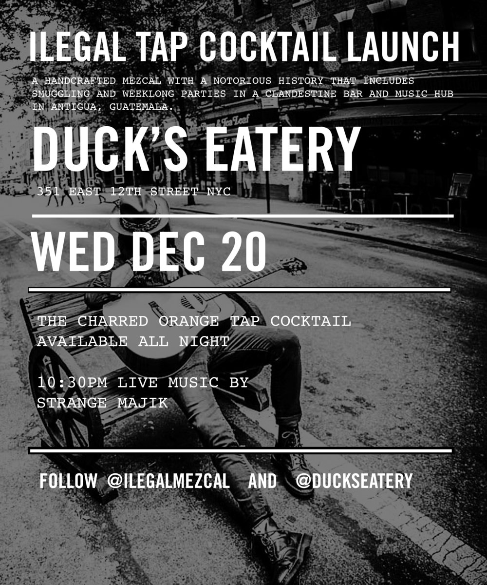 Ilegal Tap Launch - Duck's Eatery.jpg