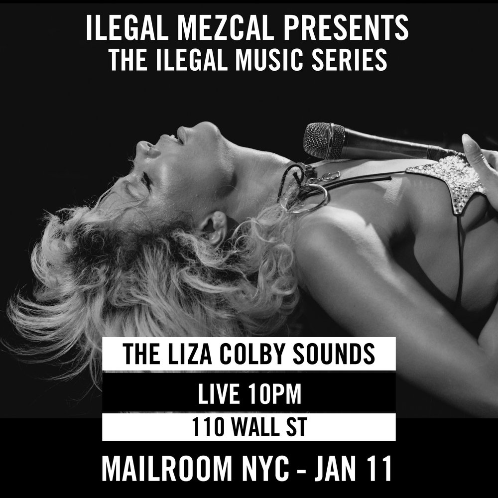 Jan 11 Liza Colby Sounds