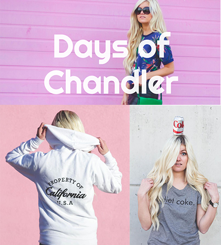 Days of Chandler