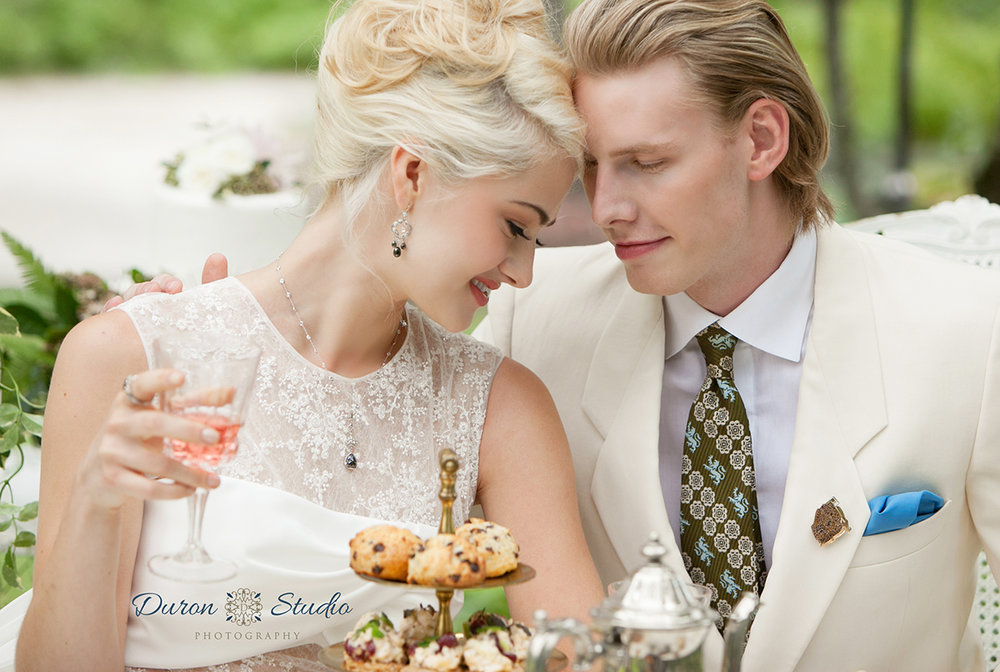 Chicago Style Wedding Magazine: A Garden Affair