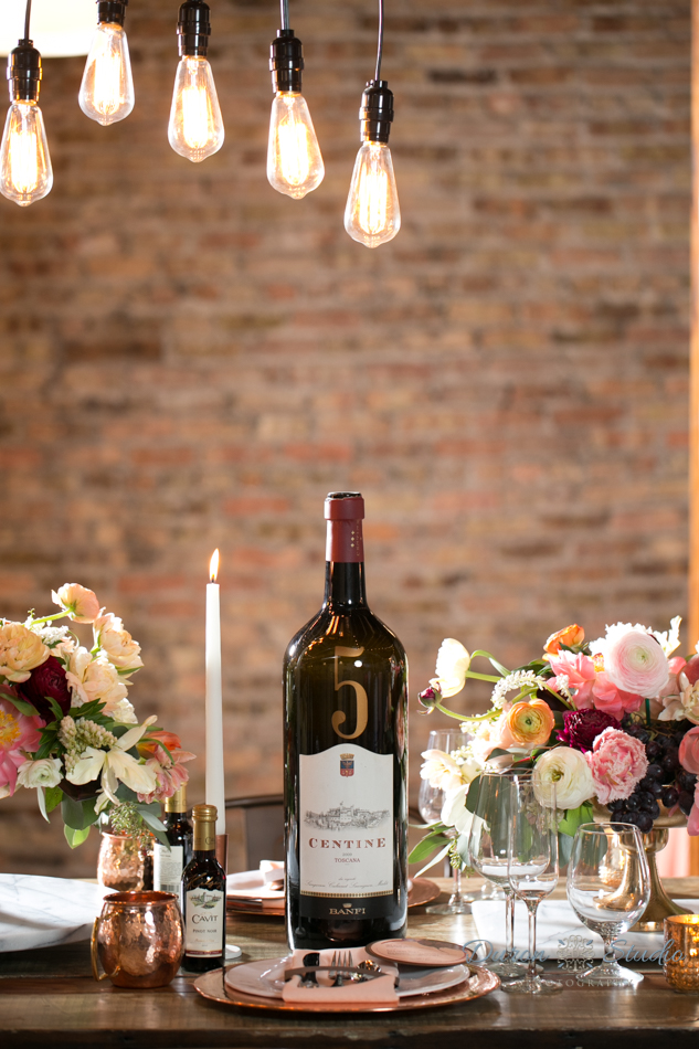 Chicago Style Wedding Magazine: Wine Night at The Haight