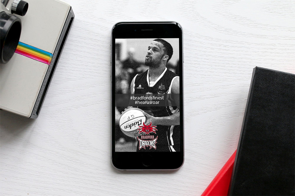 Bradford Dragons - snapchat campaign - THAT Branding Company - Creative Design and Branding Agency in Newcastle and Gateshead.jpg