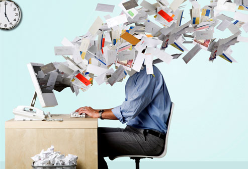 Overwhelmed by your inbox?